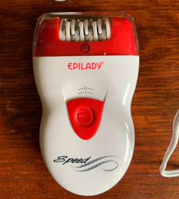 Review of Epilady EP-810-44 Speed Corded Epilator