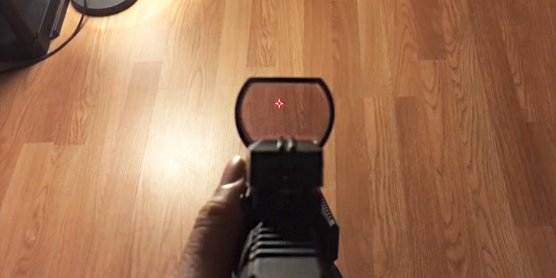 Review of Dagger Defense DDHB Reflex Sight Optic & Substitute for Holographic Red Dot Sights
