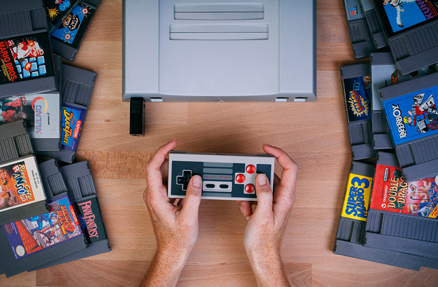 Best Retro Gaming Consoles