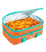MIER 28L Insulated Double Casserole Carrier