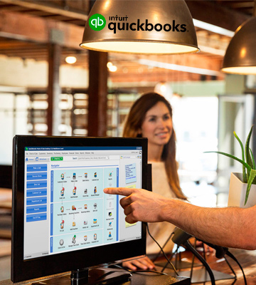 Review of Intuit QuickBooks Desktop Point of Sale System