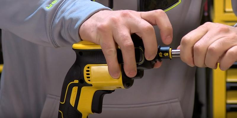 Detailed review of DEWALT DCF620D2 Brushless Drywall ScrewGun