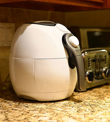Review of Avalon Bay 100B AirFryer with Rapid Air Circulation Technology