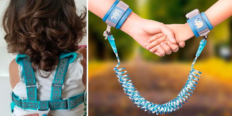 Review of WSZCML 6.5ft Toddler Safety Harnesses Leashes