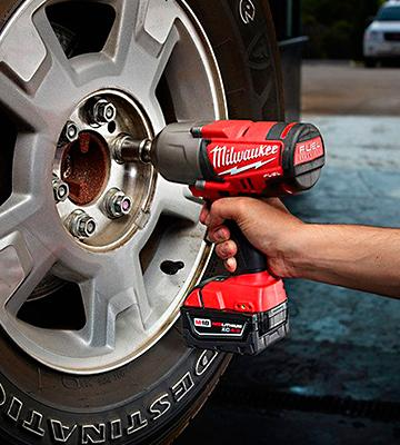 Review of Milwaukee 2763-22 M18 1/2 Lithium