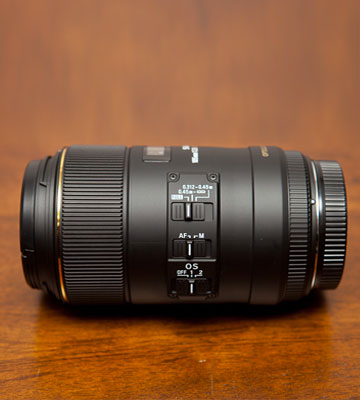 Review of Sigma 258306 105mm F2.8 EX DG OS HSM Fixed Macro Lens