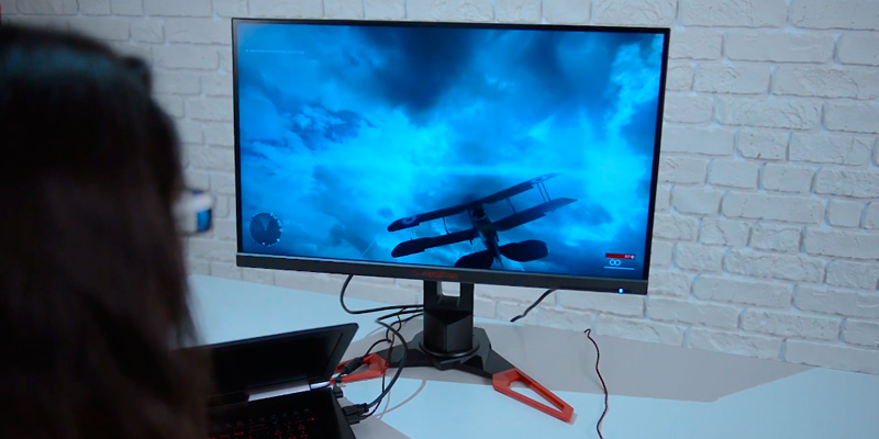 "Review of Acer XB271HU 27"" WQHD NVIDIA G-SYNC Monitor (144Hz, Display Port & HDMI Port)"