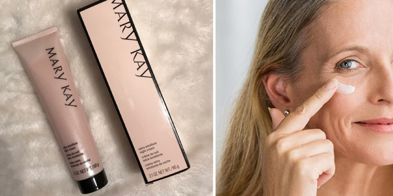 Review of Mary Kay Extra Emollient Night Cream