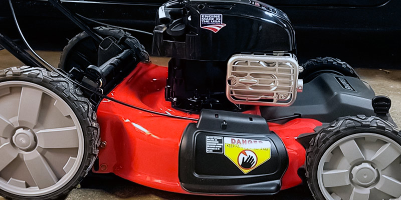 Detailed review of Snapper SP80 Self Propelled Gas Mower