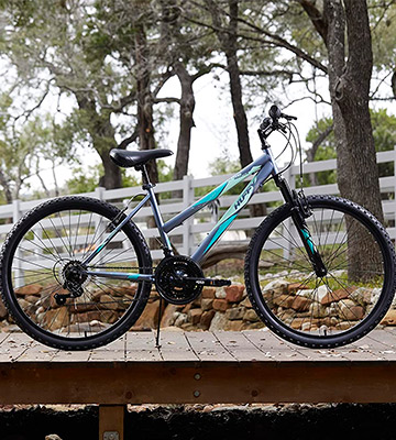 Review of Huffy Stone Mountain Hardtail Mountain Bike