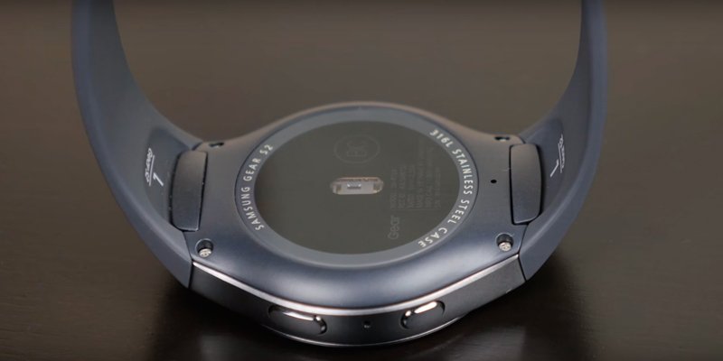 Detailed review of Samsung S2 Gear Smartwatch