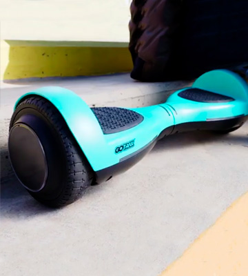 Review of GOTRAX Hoverfly UL2272 Hoverboard