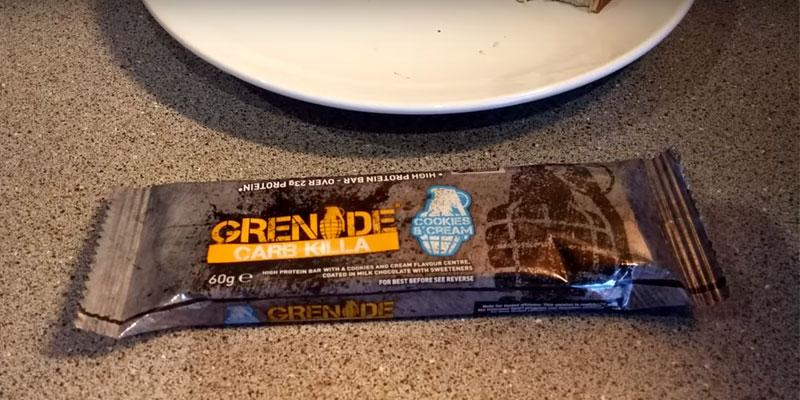 Review of Grenade Carb-Killa 12-count Low-Carb