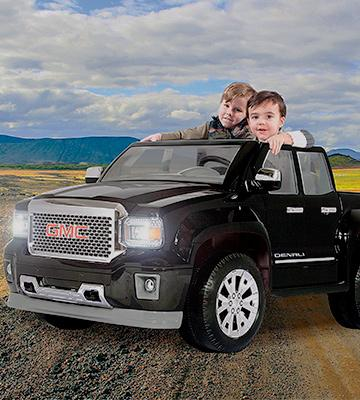 Review of Rollplay GMC Sierra Denali 12-Volt Battery-Powered Ride-On