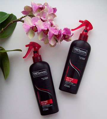Review of TRESemme Thermal Creations Heat Tamer Protective Leave-In Spray