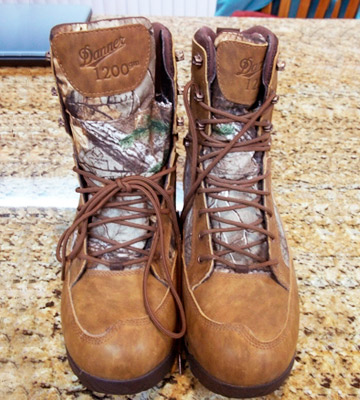 Review of Danner Gore-Tex Hunting Boots