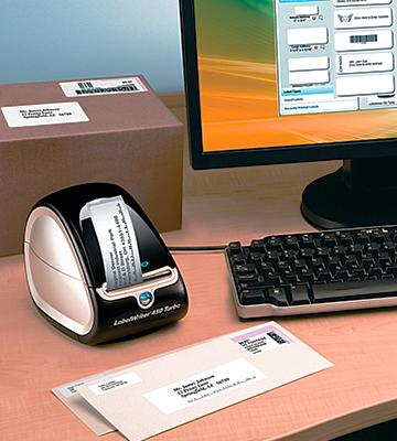 Review of Dymo LabelWriter 450 Turbo Thermal Label Printer