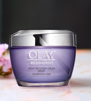 Review of Olay Regenerist Night