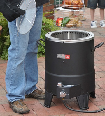 Review of Char-Broil Infrared Oil-Less Turkey Fryer