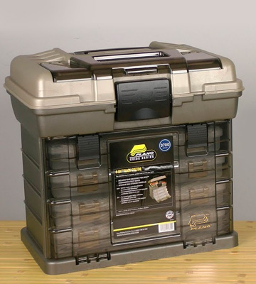 Review of Planon Tackle Box 1374 4-By Rack System