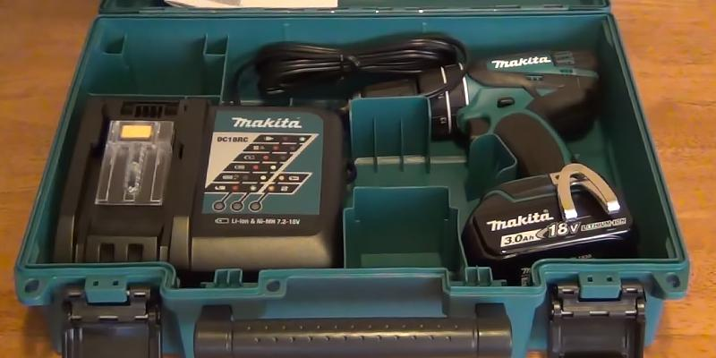 Review of Makita XPH102 Lithium-Ion Cordless Hammer Driver-Drill Kit