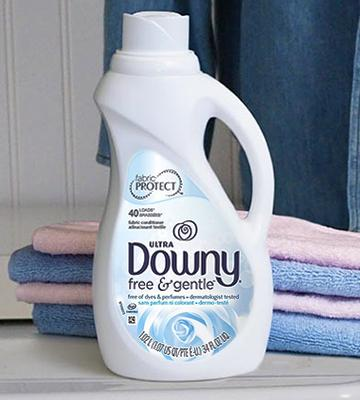 Review of Downy Ultra Fabric Softener Free and Sensitive Liquid