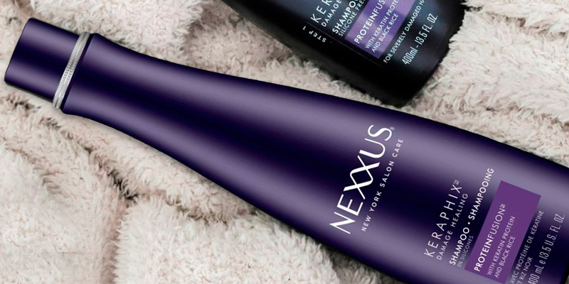 Review of NEXXUS HAIR Keraphix Shampoo for Damaged Hair