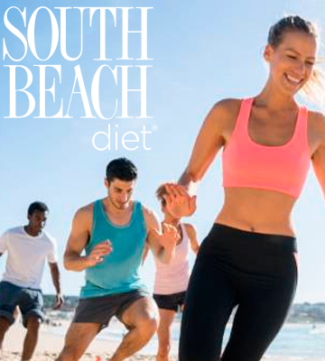 Review of South Beach Diet Weight Loss Plan