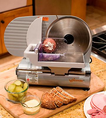 Review of Weston Electric Food Slicer