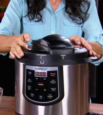 Review of Presto 02141 6-Quart Electric Pressure Cooker