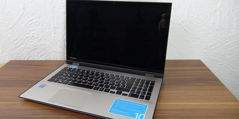 Review of Toshiba Satellite Radius (P55W 4K) Intel Core i7-6500U Mobile Processor, 12GB Memory, 1TB Hard Drive, Webcam, WIFI, Bluetooth