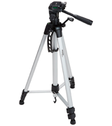 AmazonBasics Lightweight Camera Tripod with Bag