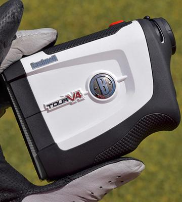 Review of Bushnell Tour V4 JOLT Golf Laser Rangefinder