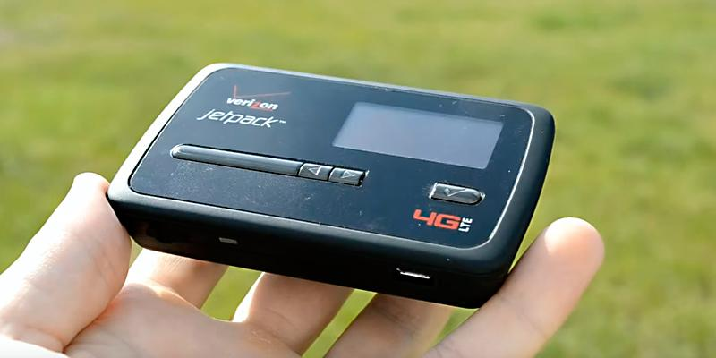 Review of Verizon MiFi Jetpack 4620L Hotspot Modem