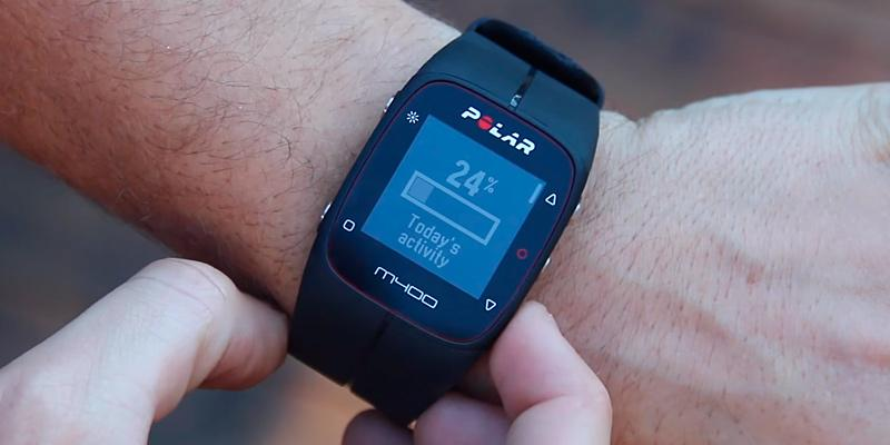 Review of Polar M400 GPS Running Watch