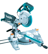 Makita LS1018 10'' Dual-Bevel Slide Miter Saw