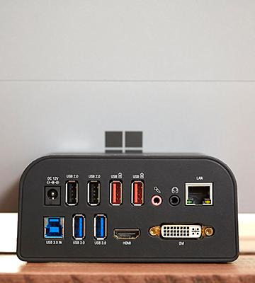 Review of Sabrent DS-RICA Universal Docking Station with Stand
