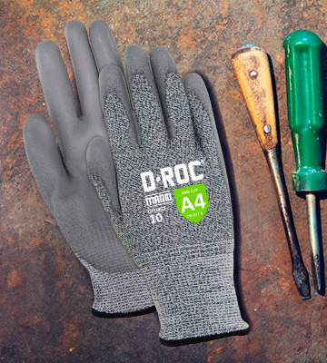 Review of Magid Glove & Safety (12 Pairs) Polyurethane Coated Cut Resistant Gloves