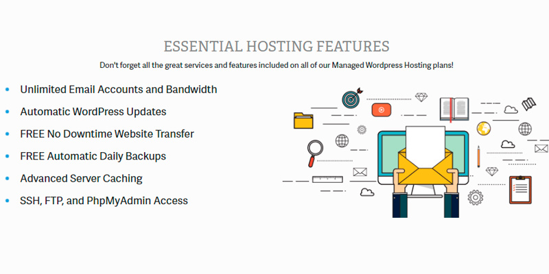 Detailed review of InMotion WordPress Hosting
