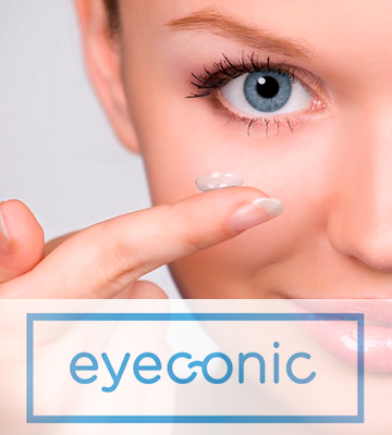 Review of Eyeconic Contact Lense