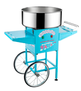 Great Northern Cotton Candy Machine Floss Maker With Cart