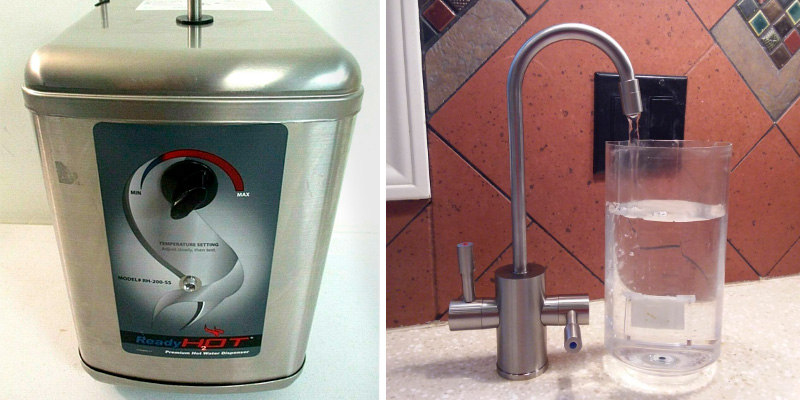 Review of Ready Hot RH-200-F560-CH Stainless Steel Hot Water Dispenser System