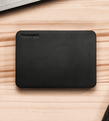 Review of Toshiba Canvio Basics Portable External Hard Drive