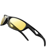 Rivbos TR90 Polarized Night Driving Sunglasses