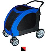 Pet Gear Expedition Pet Stroller for Cats and Dogs