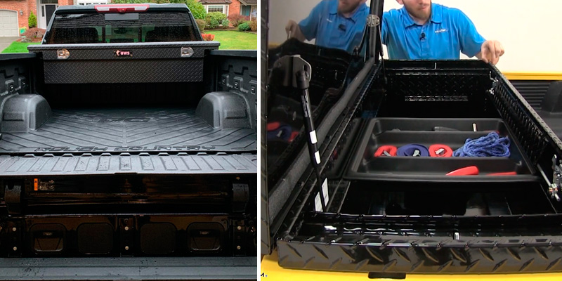 Review of UWS EC10473 Matte Black Heavy-Wall Aluminum Truck Tool Box