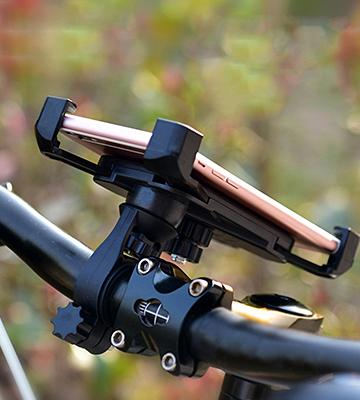 Review of Tryone Universal Bike Phone Mount