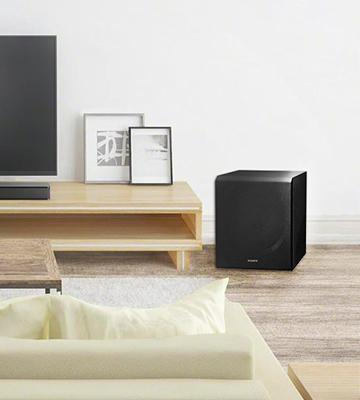 Review of Sony SACS9 Active Subwoofer