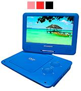 Sylvania Swivel Screen Portable Car DVD Player