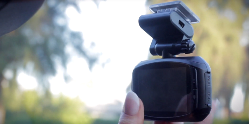 Review of WheelWitness A7LA50 HD PRO Dash Cam with GPS